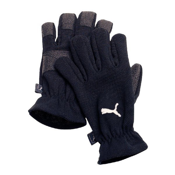 Handschuhe Puma Winter Players black-white