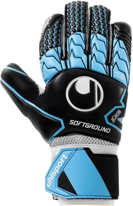 Torwarthandschuhe Uhlsport soft hn comp tw
