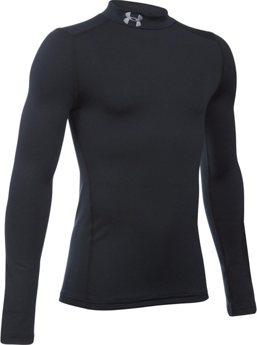 Langarm-T-Shirt Under Armour B UA ColdGear Mock