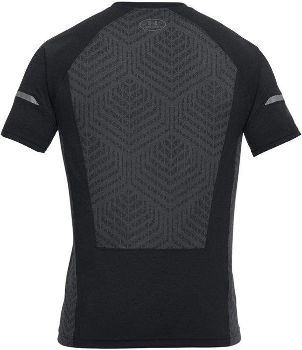 T-Shirt Under Armour Accelerate SS Top-BLK
