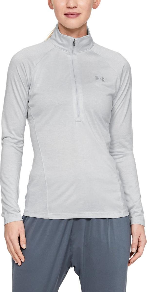 Langarm-T-Shirt Under Armour Tech 1/2 Zip - Twist