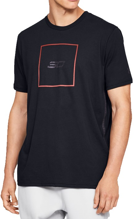 T-Shirt Under Armour SC30 BOX LOGO TEE